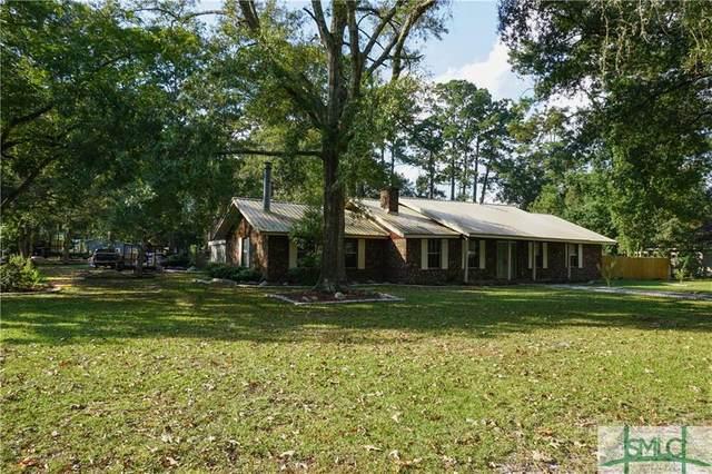 301 Moore Avenue, Pooler, GA 31322 (MLS #236182) :: The Arlow Real Estate Group