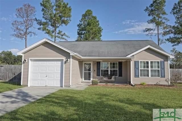 104 Blackwater Way, Springfield, GA 31329 (MLS #236184) :: Coastal Homes of Georgia, LLC