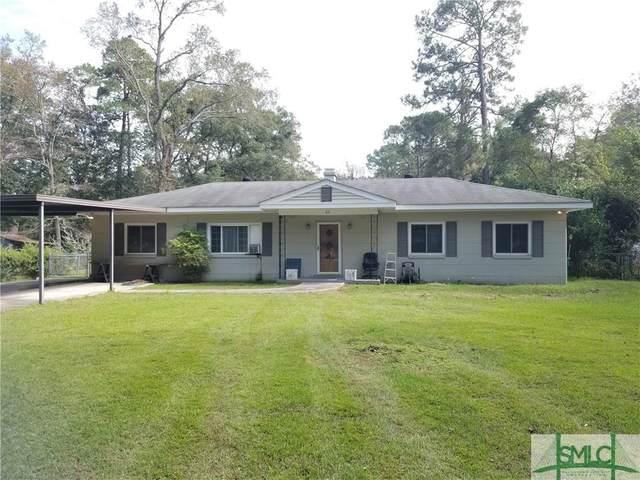 312 Griffin Avenue, Garden City, GA 31408 (MLS #236189) :: Coastal Savannah Homes