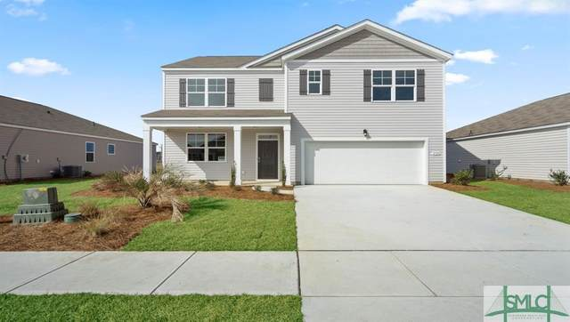 478 Hogan Drive, Richmond Hill, GA 31324 (MLS #236196) :: Bocook Realty