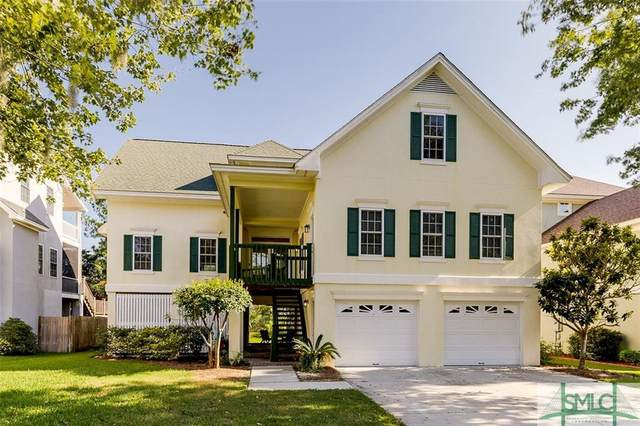 120 Sweet Bailey Cove, Savannah, GA 31410 (MLS #236203) :: Barker Team | RE/MAX Savannah