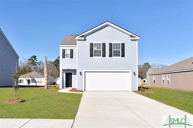 544 Hogan Drive, Richmond Hill, GA 31324 (MLS #236207) :: Coastal Savannah Homes