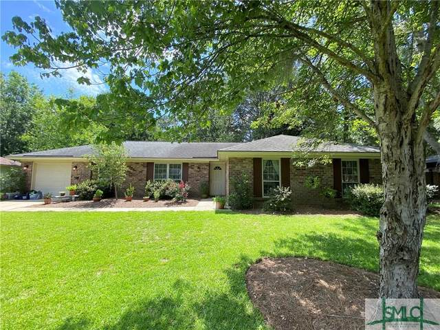 8 Chowning Drive, Savannah, GA 31419 (MLS #236214) :: Coastal Savannah Homes