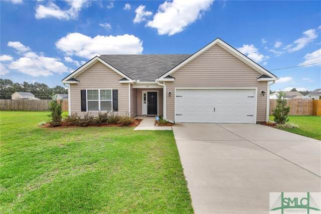 320 Frank Edwards Road, Ellabell, GA 31308 (MLS #236221) :: Liza DiMarco