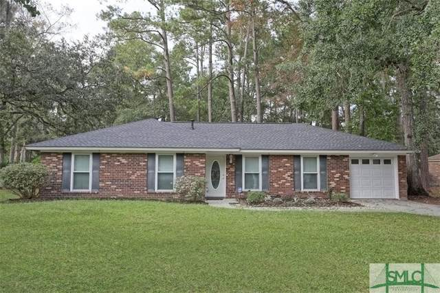 216 Whittington Drive, Savannah, GA 31419 (MLS #236249) :: Bocook Realty