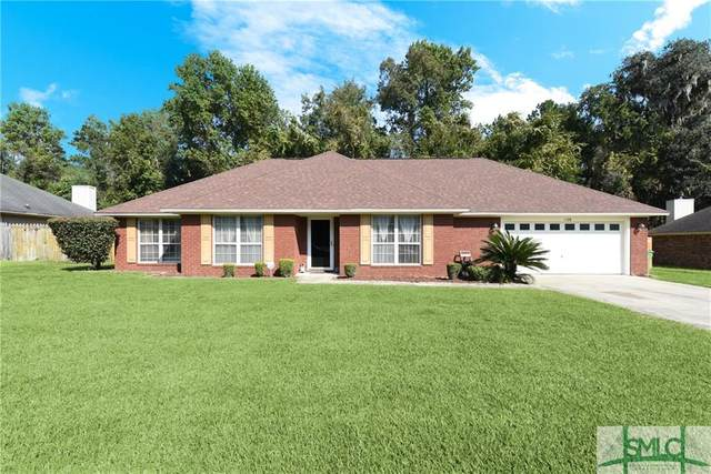 1128 Montclair Drive, Hinesville, GA 31313 (MLS #236250) :: Partin Real Estate Team at Luxe Real Estate Services