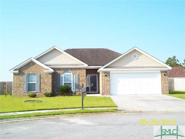 37 Bostwick Drive, Pooler, GA 31322 (MLS #236258) :: The Arlow Real Estate Group