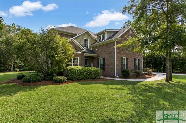 50 Eddenfield Lane, Richmond Hill, GA 31324 (MLS #236260) :: Liza DiMarco