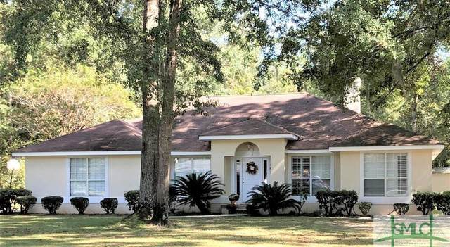 402 Quail Trail, Hinesville, GA 31313 (MLS #236261) :: Partin Real Estate Team at Luxe Real Estate Services