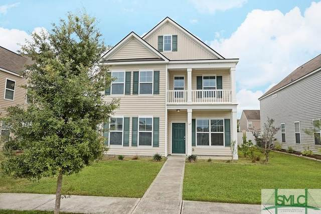 67 Timber Crest Court S, Savannah, GA 31407 (MLS #236270) :: The Arlow Real Estate Group