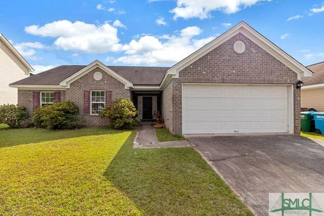6 Gimbal Circle, Port Wentworth, GA 31407 (MLS #236271) :: Bocook Realty