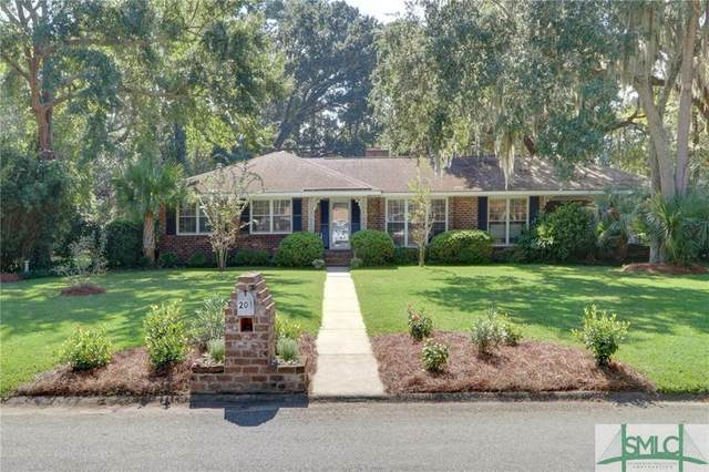 201 Devonshire Road, Savannah, GA 31410 (MLS #236275) :: Liza DiMarco