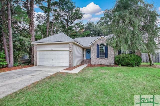 554 Oemler Loop, Savannah, GA 31410 (MLS #236278) :: Coastal Savannah Homes