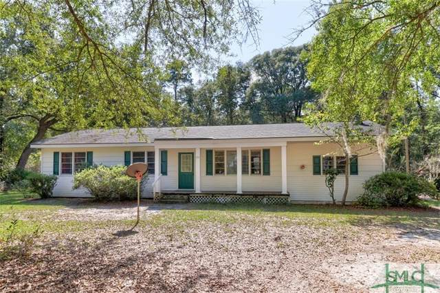 551 Archer Road, Guyton, GA 31312 (MLS #236279) :: The Arlow Real Estate Group