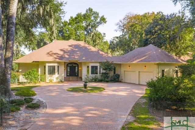 1 Elcy Lane, Savannah, GA 31411 (MLS #236281) :: Barker Team | RE/MAX Savannah