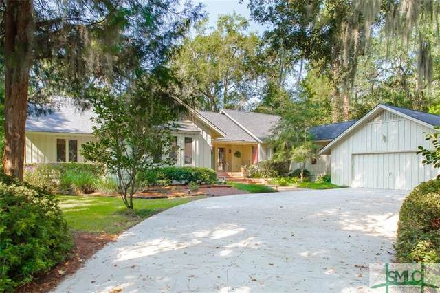 12 Benedictine, Savannah, GA 31411 (MLS #236282) :: Keller Williams Coastal Area Partners