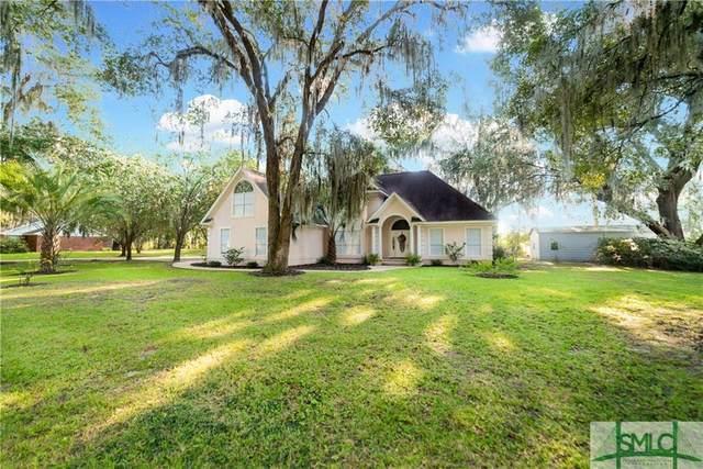 970 Oak Creek Road, Riceboro, GA 31323 (MLS #236288) :: Liza DiMarco