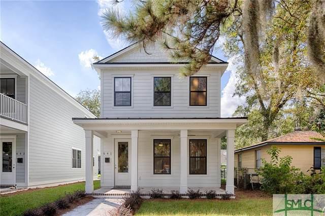 641 E 35th Street, Savannah, GA 31401 (MLS #236292) :: McIntosh Realty Team
