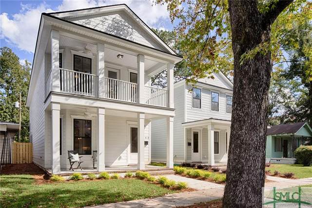766 E Park Avenue, Savannah, GA 31401 (MLS #236299) :: Heather Murphy Real Estate Group