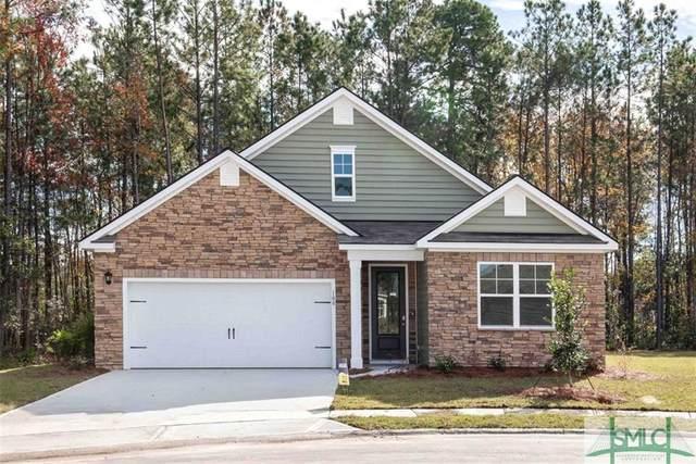 122 Oldwood Drive, Pooler, GA 31322 (MLS #236301) :: The Arlow Real Estate Group