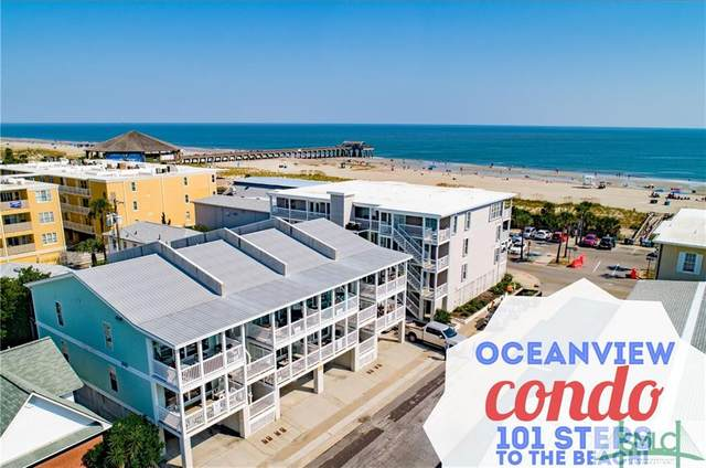 2 17th Street #2, Tybee Island, GA 31328 (MLS #236303) :: Keller Williams Coastal Area Partners