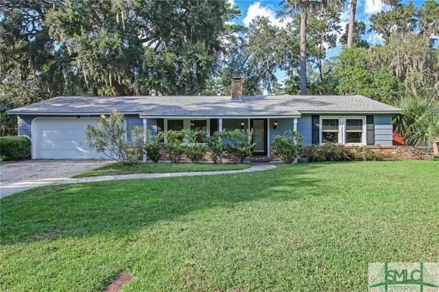 510 Windsor Road, Savannah, GA 31419 (MLS #236305) :: Bocook Realty