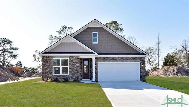 124 Oldwood Drive, Pooler, GA 31322 (MLS #236315) :: Coastal Savannah Homes