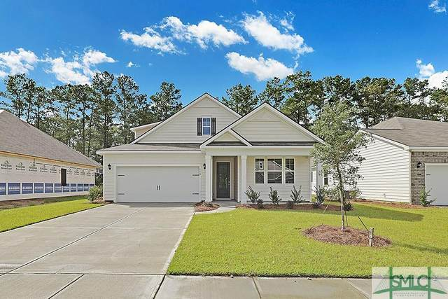 122 Old Wood Drive, Pooler, GA 31322 (MLS #236320) :: Coastal Savannah Homes