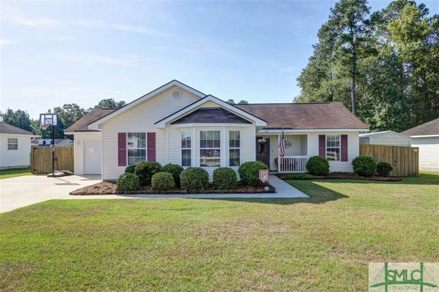 513 Weisenbaker Road, Rincon, GA 31326 (MLS #236321) :: Barker Team | RE/MAX Savannah