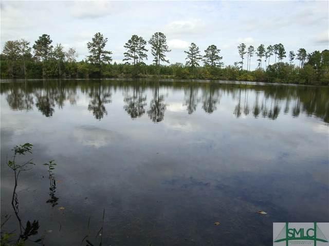 0 Union Church Road, Newington, GA 30446 (MLS #236325) :: Coastal Savannah Homes