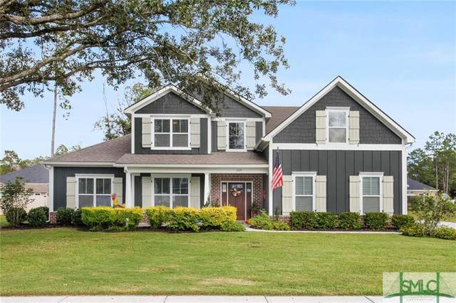 209 Blandford Way, Rincon, GA 31326 (MLS #236330) :: Bocook Realty