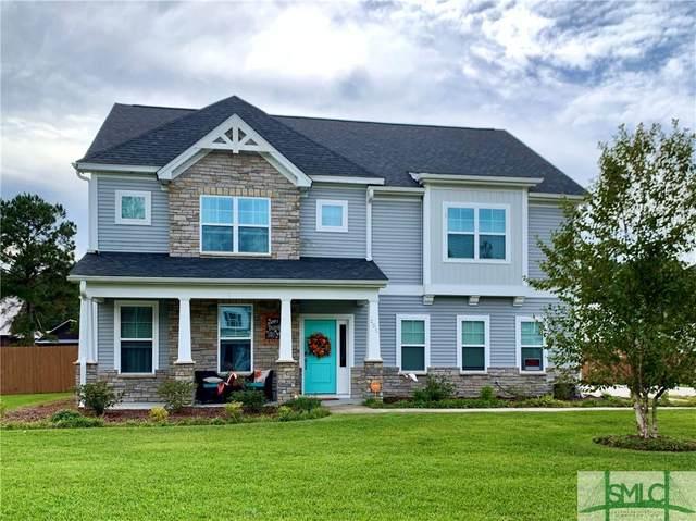 205 Wessex Road, Guyton, GA 31312 (MLS #236331) :: Coastal Savannah Homes
