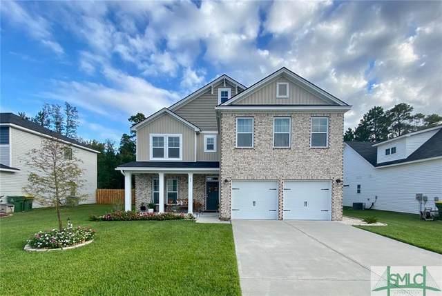 83 Melody Drive, Pooler, GA 31322 (MLS #236332) :: Coastal Savannah Homes