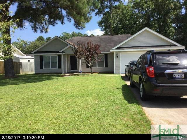 511 Weisenbaker Road, Rincon, GA 31326 (MLS #236337) :: Keller Williams Coastal Area Partners