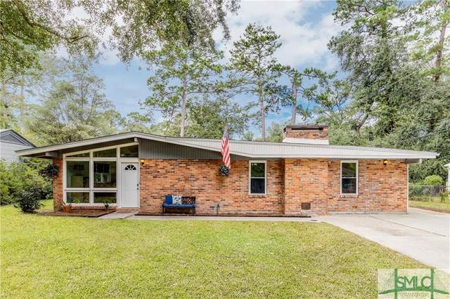 12511 King Palm Drive, Savannah, GA 31419 (MLS #236340) :: Team Kristin Brown | Keller Williams Coastal Area Partners