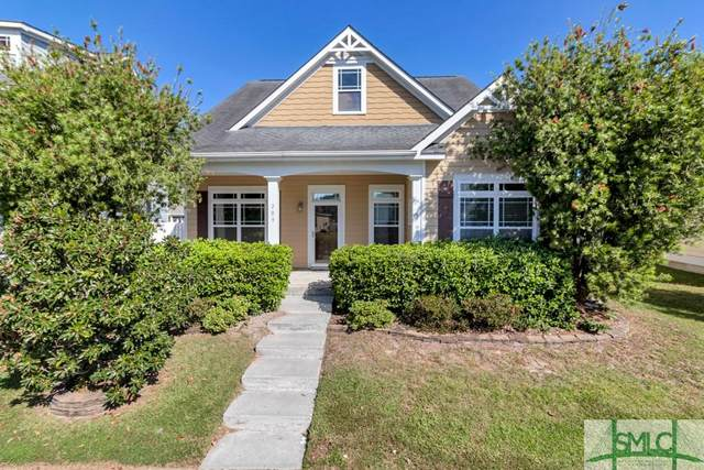 209 Clearwater Circle, Port Wentworth, GA 31407 (MLS #236343) :: Partin Real Estate Team at Luxe Real Estate Services