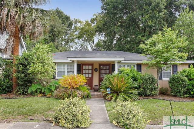 410 E 35th Street A, Savannah, GA 31401 (MLS #236344) :: Coastal Savannah Homes