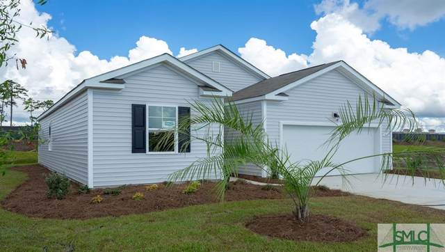 162 Troupe Drive, Savannah, GA 31407 (MLS #236345) :: Coastal Homes of Georgia, LLC
