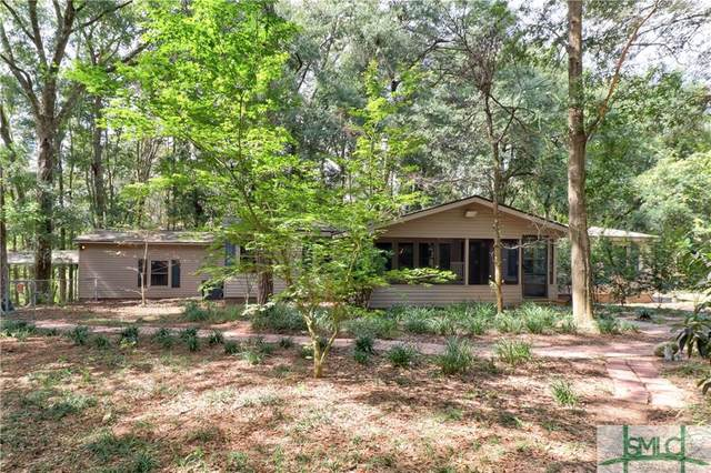 156 Bluff Drive, Bloomingdale, GA 31302 (MLS #236349) :: Heather Murphy Real Estate Group