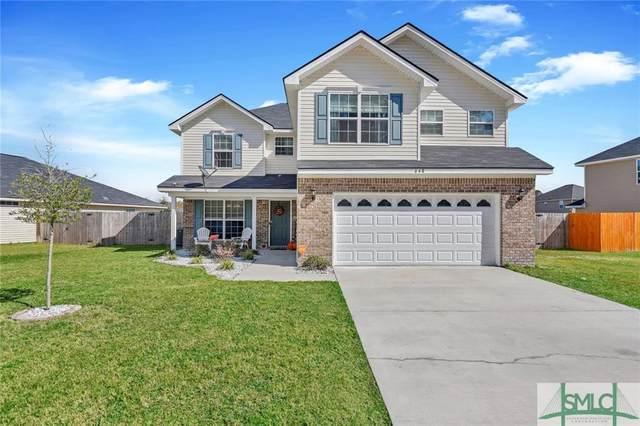 648 Piedmont Avenue, Hinesville, GA 31313 (MLS #236353) :: Barker Team | RE/MAX Savannah