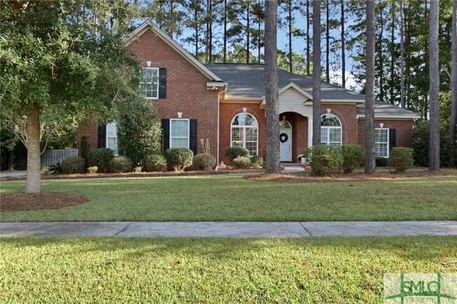 122 Sweetwater Circle, Rincon, GA 31326 (MLS #236357) :: Partin Real Estate Team at Luxe Real Estate Services