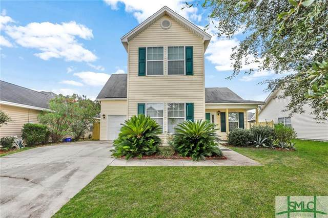 19 Binnacle Lane, Port Wentworth, GA 31407 (MLS #236360) :: Heather Murphy Real Estate Group