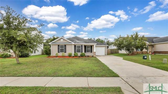 29 Twin Oaks Place, Savannah, GA 31407 (MLS #236361) :: Barker Team | RE/MAX Savannah