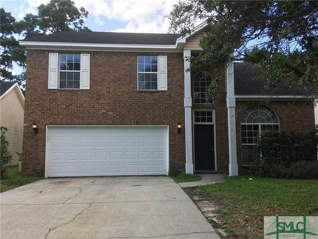 211 Shady Oak Circle, Richmond Hill, GA 31324 (MLS #236364) :: McIntosh Realty Team