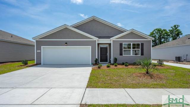 105 Nevis Road, Guyton, GA 31312 (MLS #236380) :: Coastal Savannah Homes