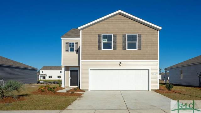 106 Nevis Road, Guyton, GA 31312 (MLS #236387) :: Coastal Savannah Homes