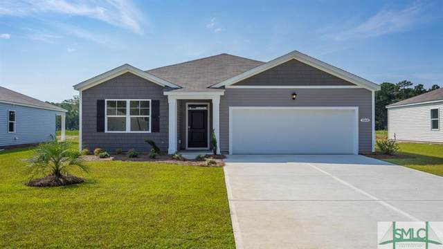 107 Nevis Road, Guyton, GA 31312 (MLS #236389) :: Coastal Savannah Homes