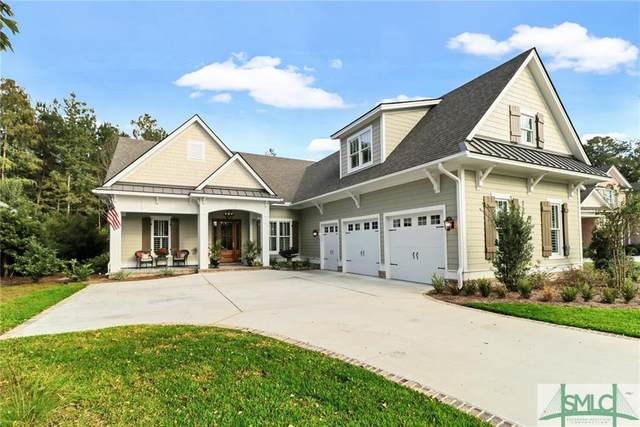 106 Kent Trail, Pooler, GA 31322 (MLS #236393) :: The Arlow Real Estate Group