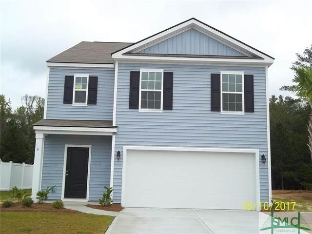 6 Gardenia Drive, Savannah, GA 31407 (MLS #236402) :: Bocook Realty