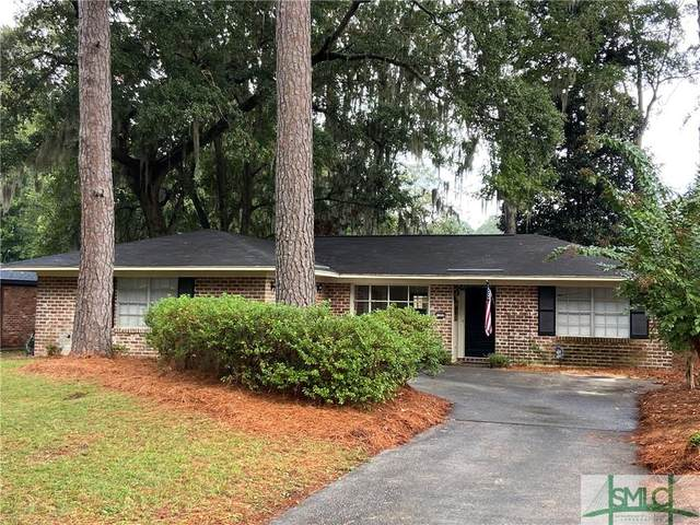 1330 Grace Drive, Savannah, GA 31406 (MLS #236405) :: Bocook Realty